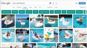 récupérer des photos sur google images