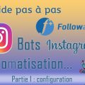 configuration de Followadder