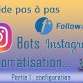 configuration de Followadder