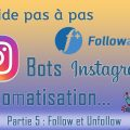 Follow et Unfollow automatique avec FollowAdder